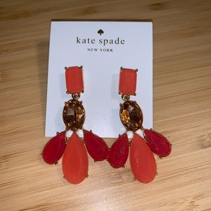 Kate Spade Royal Treatment Drop Earrings